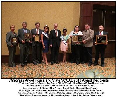 2013_VOCAL_State_Award_Recipients